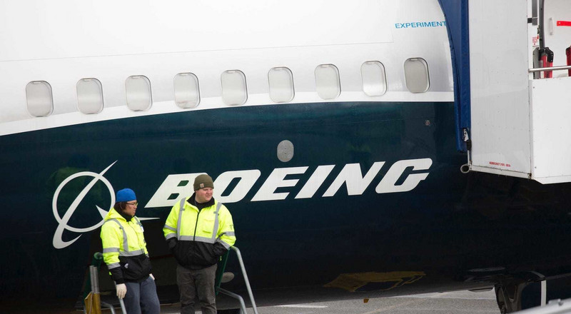 Boeing restarted 737 Max production just hours after saying it would lay off thousands of workers (BA)