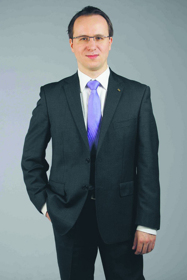 Tomasz Beger, doradca podatkowy, partner w RSM Poland KZWS