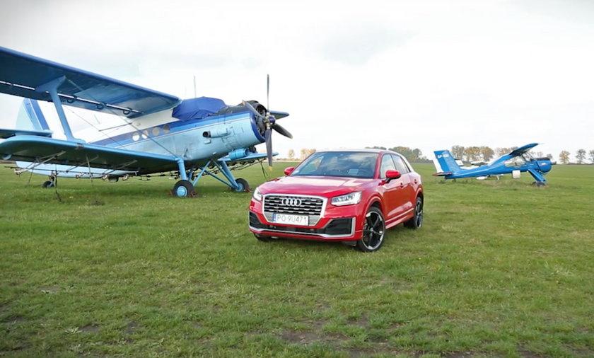 Audi Q2 dla młodych kierowców