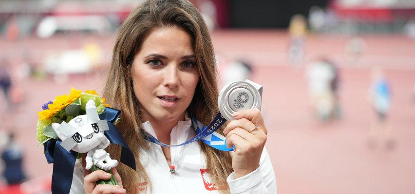 Maria Andrejczyk znów oddała swój medal z Igrzysk Olimpijskich!