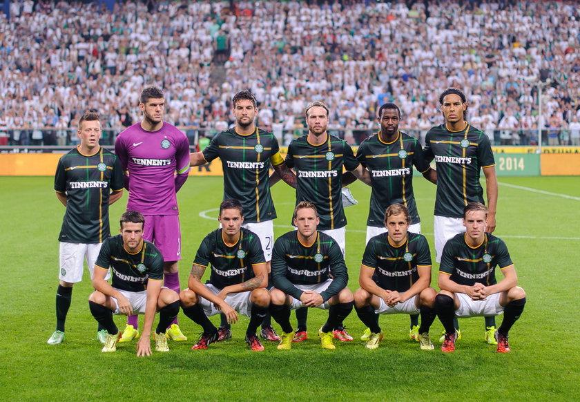 Legia nie może liczyć na rezygnację Celtiku