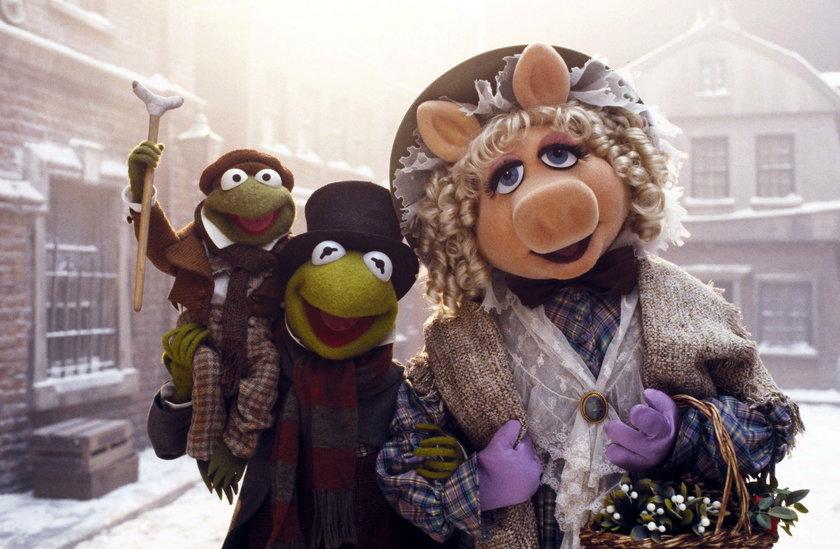 """""""Opowieść wigilijną Muppetów"""""""