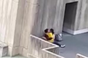 UŽIVELI SE Studenti imali seks na krovu fakulteta dok je publika NAVIJALA