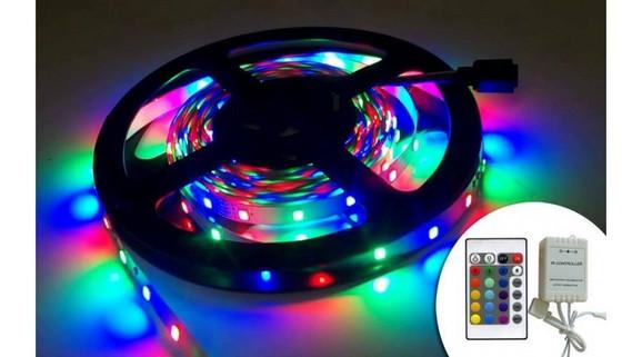 RGB LED traka