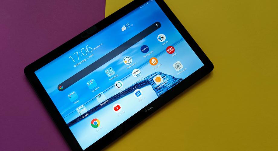 Tablet von Huawei
