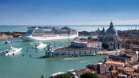 Statki wycieczkowe nie będą wpływać do Wenecji