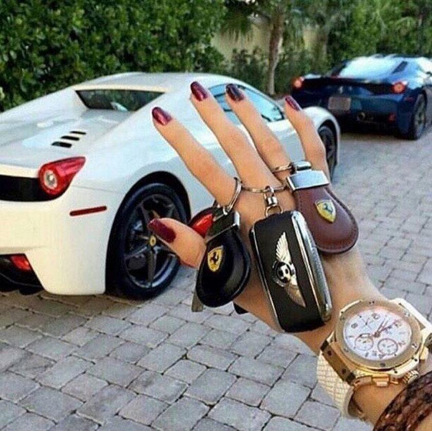 Zepsute córeczki bogaczy
