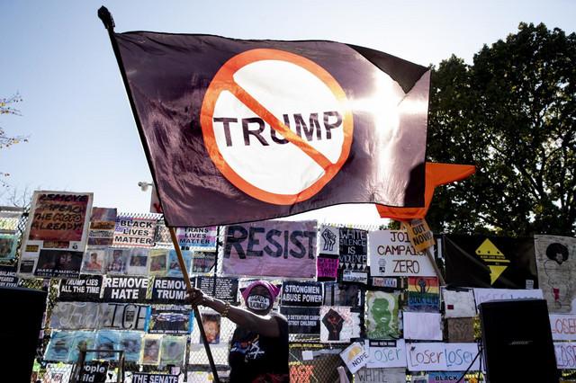 Vašington protest SAD izbori