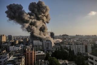 Izrael bombarduje Hamas i Islamski Dżihad