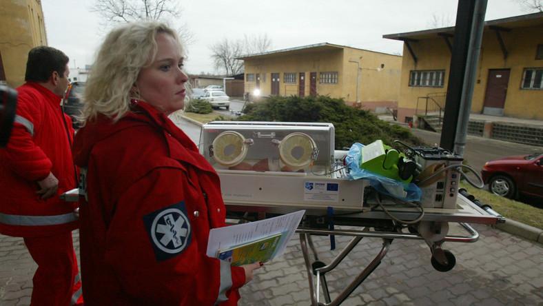 Maluchy znajdą opiekę w szpitalach w Kielcach i we Włoszczowie