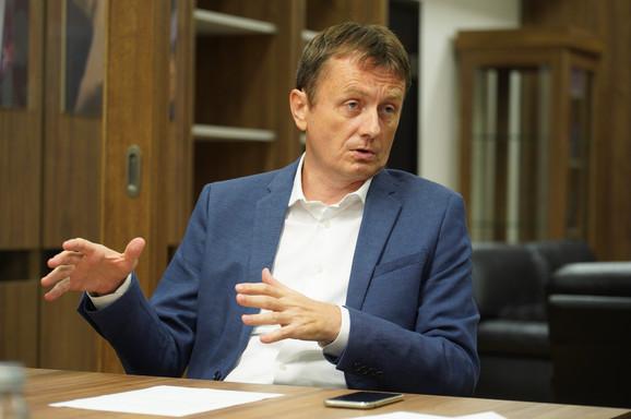 Pismo nezadovoljnih članova SNS iz Brusa još nije stiglo: Darko Glišić
