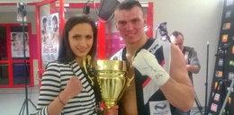 Znany polski bokser pochwalił się piękną żoną