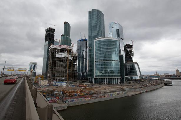 Międzynarodowe centrum finansowe, Moskwa