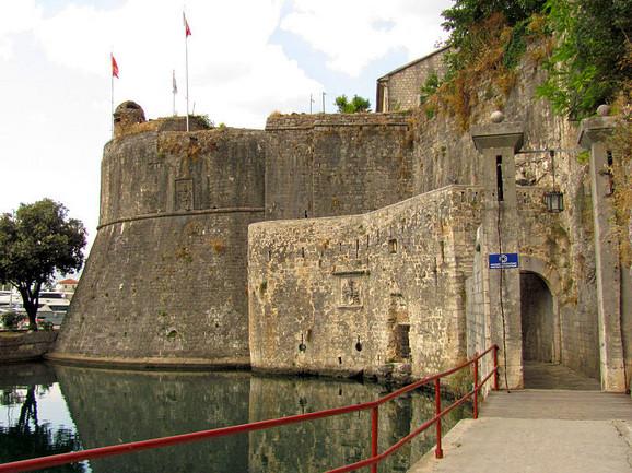 Kotor tvrđava