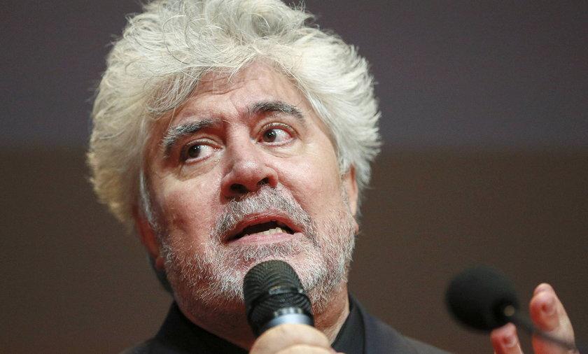 Pedro Almodovar.