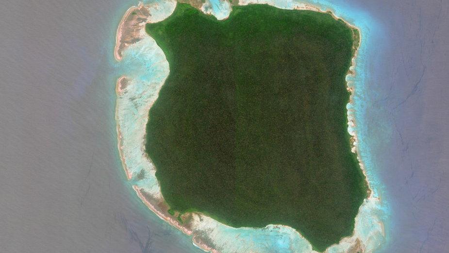 Północny Sentinel to wyspa na Oceanie Indyjskim zamieszkana przez niegościnne plemię