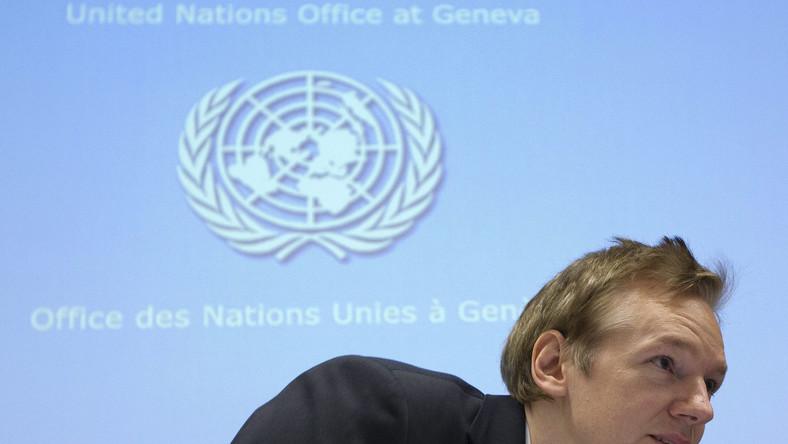 Twórca Wikileaks zdradzi tajemnice. Za milion euro