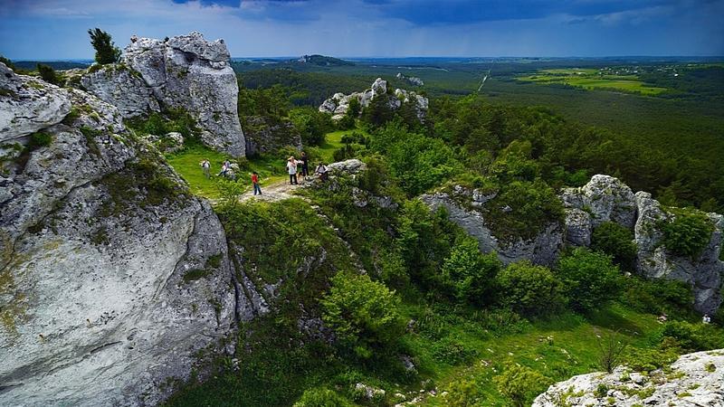 Podlesice, góra Zborów