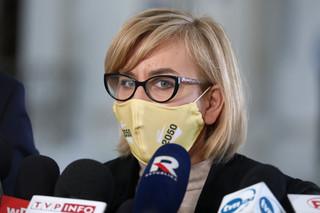 Hennig-Kloska: Rząd dopuścił się gwałtu na finansach publicznych