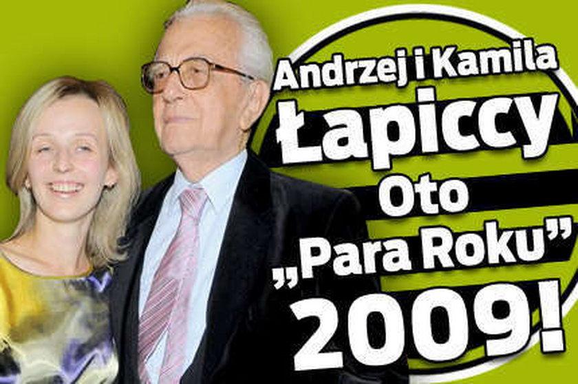 Kamila i Andrzej Łapiccy - Para Roku 2009!