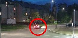 Kierowca zmiótł pieszą z przejścia. Nawet się nie zatrzymał. NAGRANIE