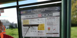 Tak Gdańsk zabija wirusa w komunikacji miejskiej. Zobacz, jak wygląda odkażanie!