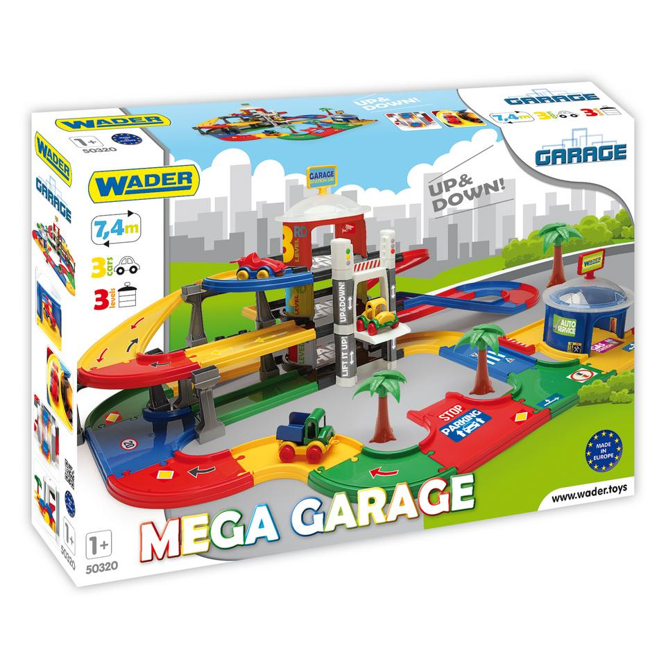 Garaż z windą Mega Garage