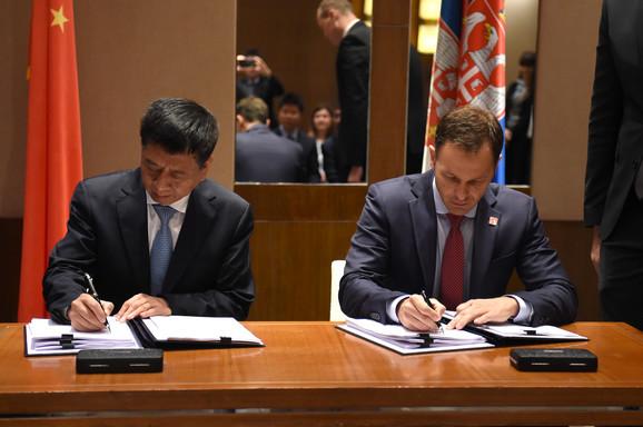 Potpisivanje sporazuma o industrijskom parku