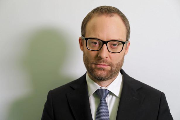 Prezes Giełdy Papierów Wartościowych Marek Dietl
