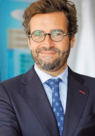 Luis Berenguer, prawnik, rzecznik prasowy Urzędu Unii Europejskiej ds. Własności Intelektualnej (EUIPO)