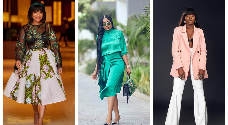 Meet our celebrity style influencers for the week