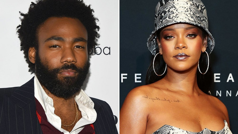 Childish Gambino and Rihanna star in new movie