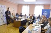 1 Izlaganje  Macanovića zaintreresovalo učesnike radionice