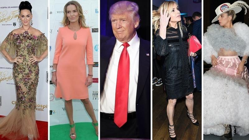 Donald Trump wygrał wybory. Gwiazdy reagują: Lady Gaga, J.K.Rowling...