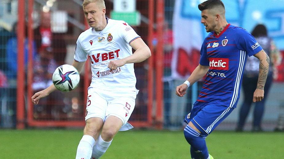 Michal Frydrych i Michał Chrapek