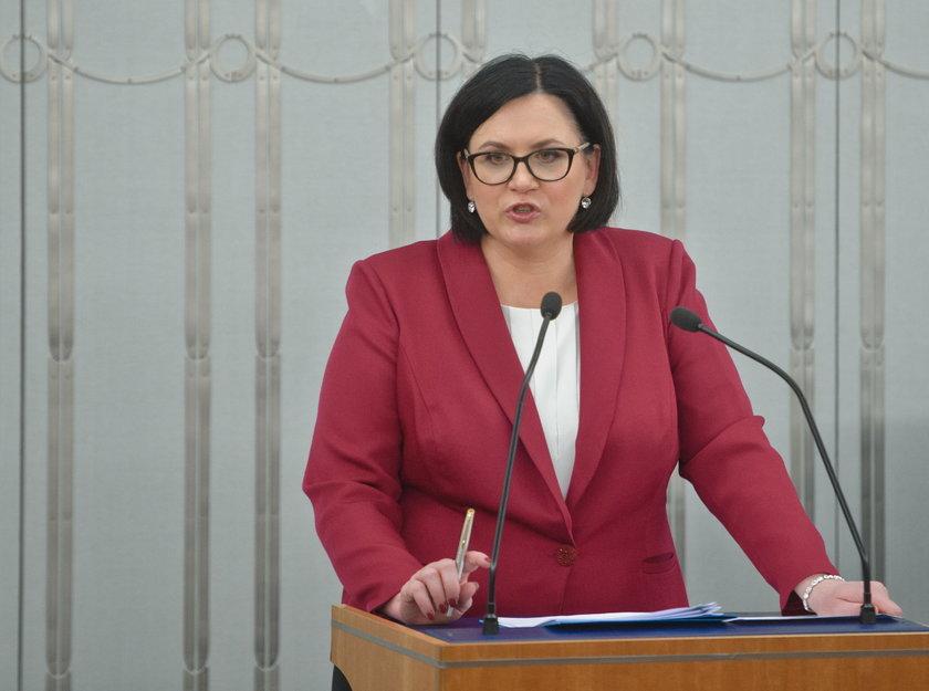 Małgorzata Sadurska wiceprezes PZU