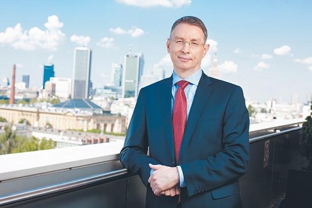 Adam Krasoń, prezes PwC w Polsce