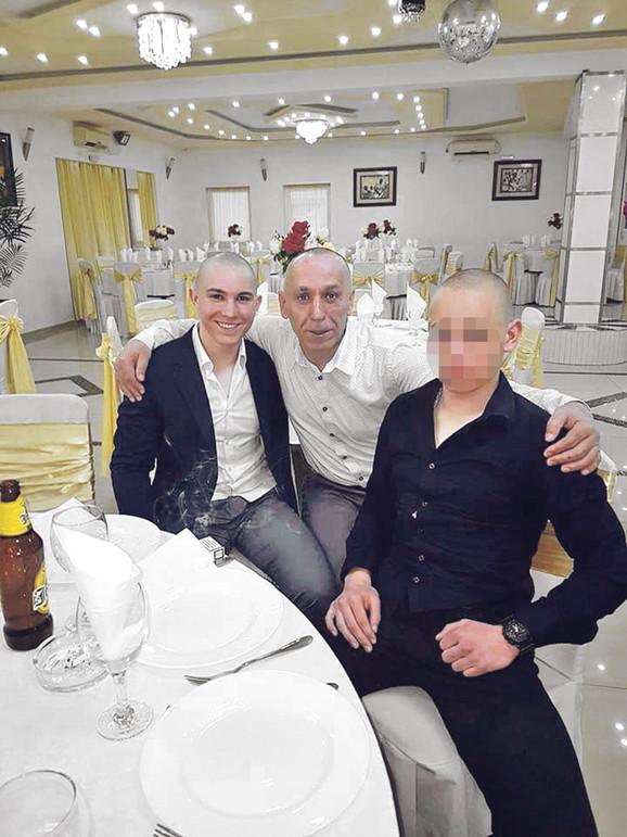 Uhapšeni otmičari, otac i sinovi