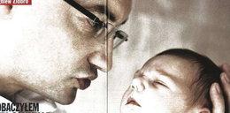 Syn Ziobry to wykapany tatuś. Porównaj!