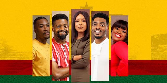'Ghana Jollof' Showmax original series [Showmax]