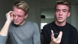 """Trudne wyznanie bliźniaków przed ojcem: """"Nie chcemy, żebyś przestał nas kochać"""""""