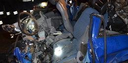Młody kierowca zginął pod kołami ciężarówki