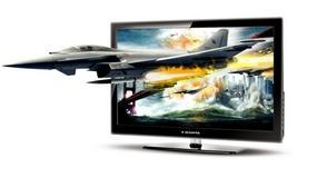Pierwsze polskie telewizory 3D Manta LCD 42' już od 2100 PLN!