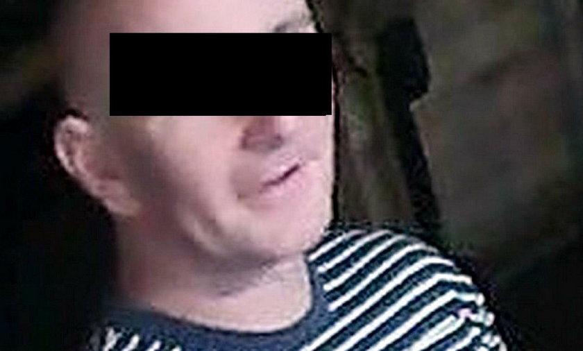 Krzysztof Z. ps. Cyklop został zatrzymany w Anglii