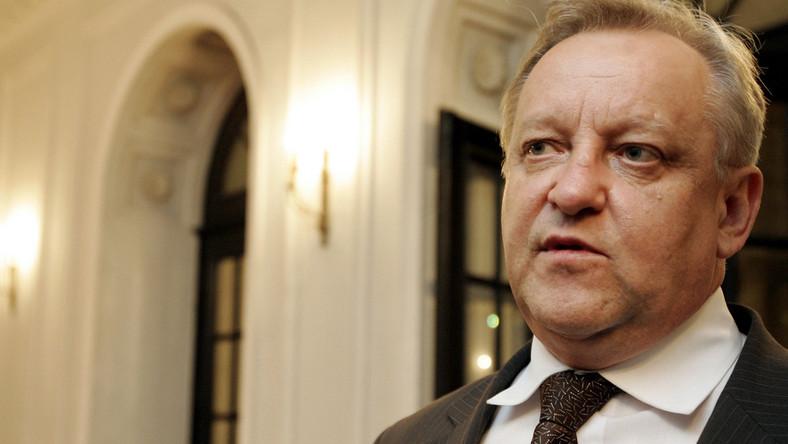 Bolesław Piecha tolerował nieetyczne zachowanie