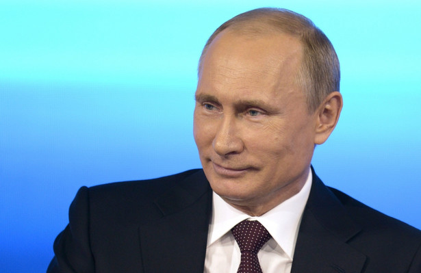 Władimir Putin. Fot. EPA/ALEXEY NIKOLSKY/RIA NOVOSTI