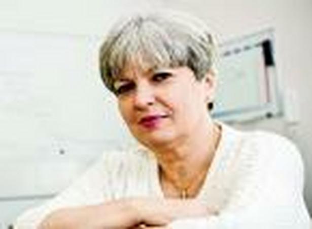 Alina Kozińska-Bałdyga, prezeska Zarządu Federacji Inicjatyw Oświatowych