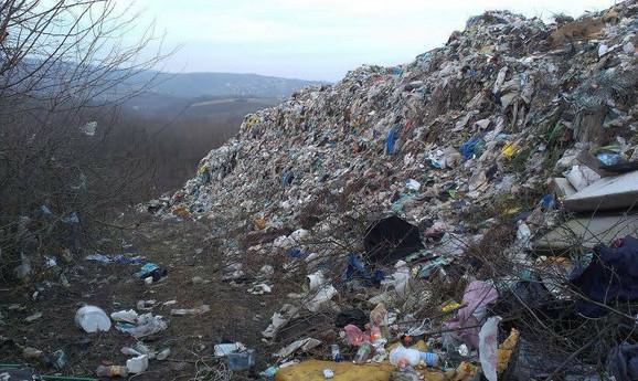 Deponija na Kosmaju