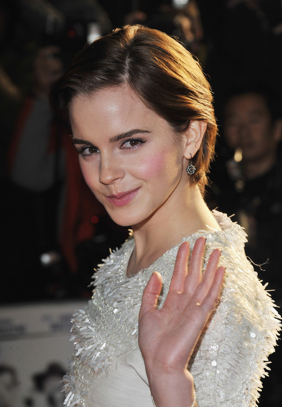 Emma Watson, 2011 / Jon Furniss /GettyImages