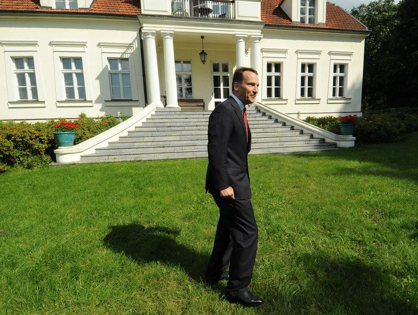 Oświadczenie majątkowe Radosława Sikorskiego